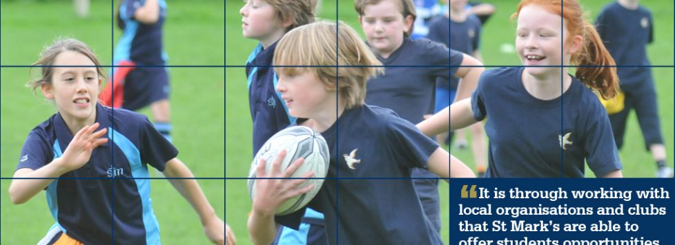 STM 14 October - Rugby partnership with Avon RFC