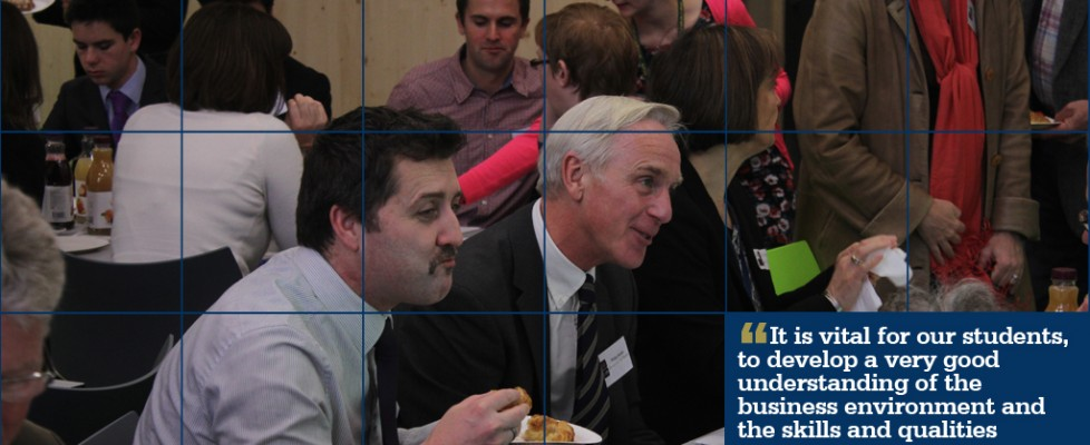 STM Week Beginning 2 December Business Breakfast at The New Sixth