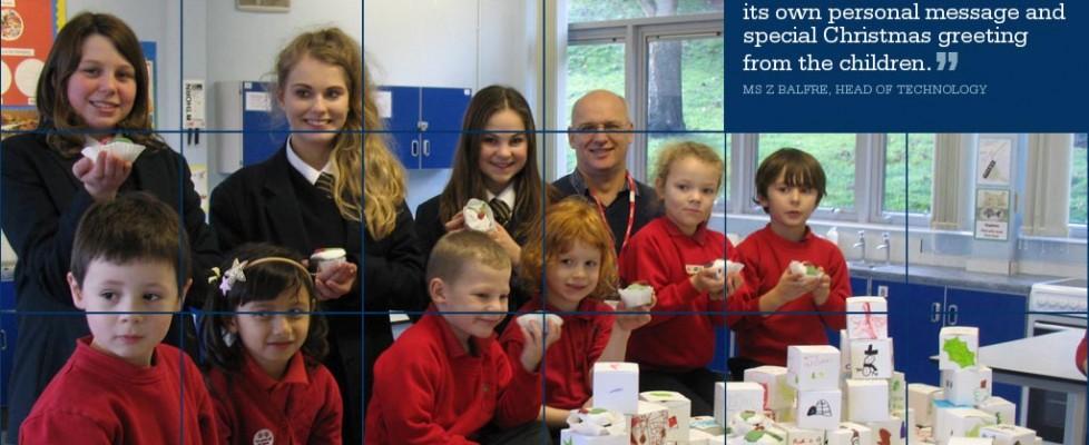 20 Dec Christmas Cakes for Genesis Trust