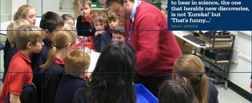 20 January Exploring Science with St Saviours