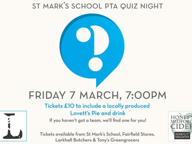 St Marks Quiz Night Feb2014