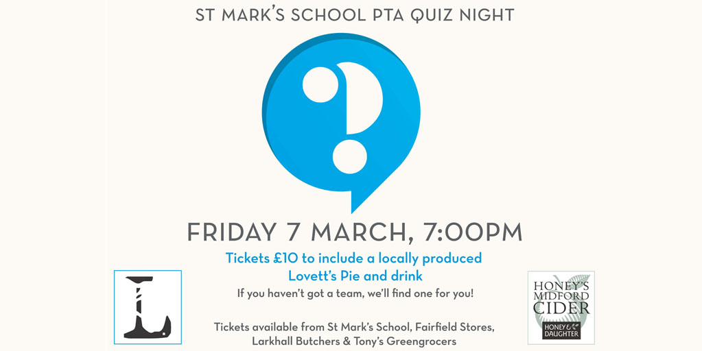 St Marks Quiz Night Feb2014