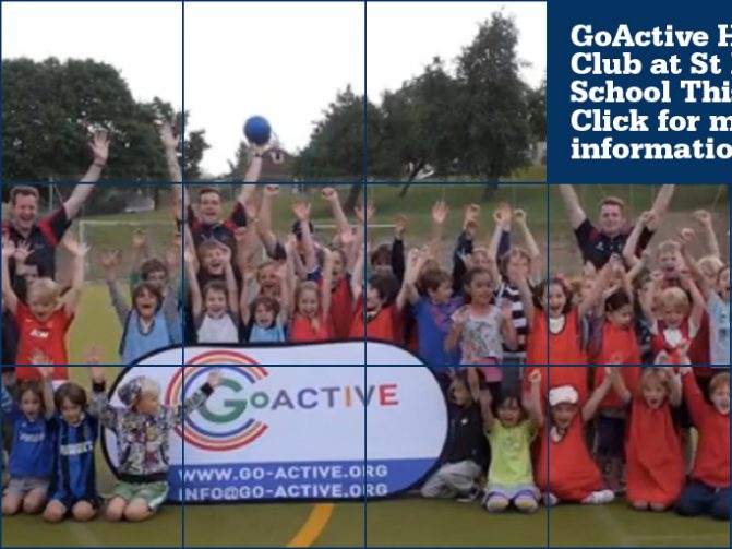 31 March - GoActive
