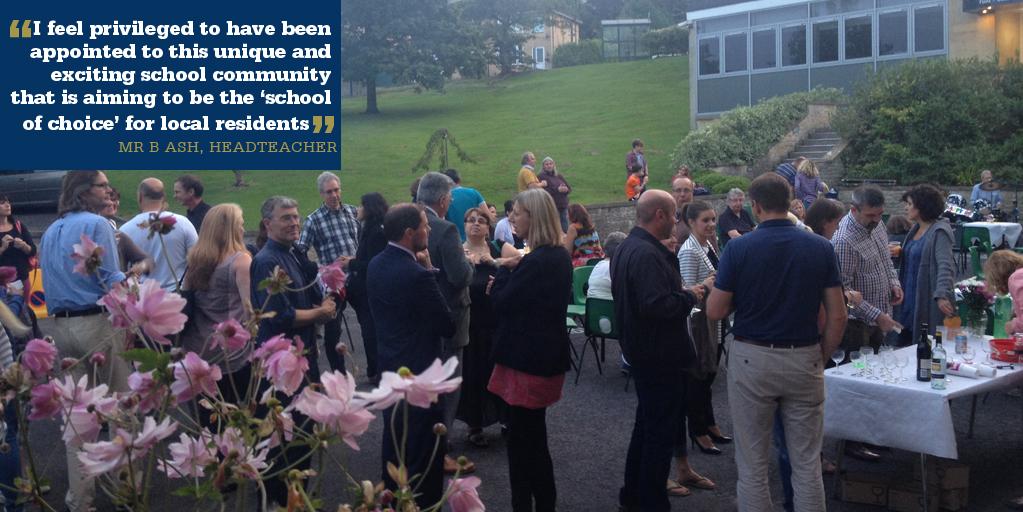 12 Sept - A St Mark's Summer Welcome