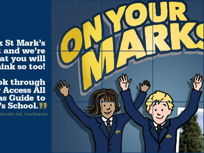 On Your Marks Guide to St Mark's School 2014-2015