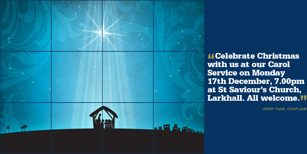 Carol Service St Saviour's Church 15 Dec 7pm