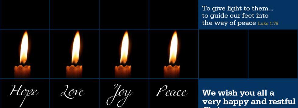 Week Beginning 22 December - Advent