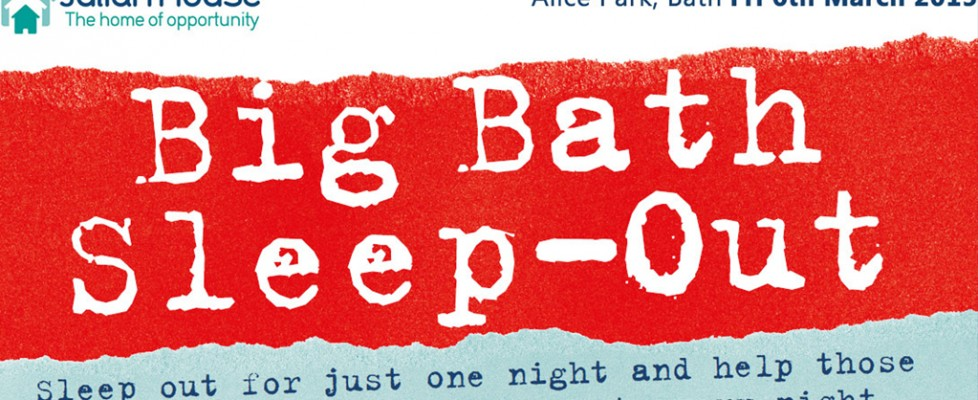 Big Sleep Out Bath
