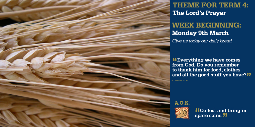 Week Beginning 9th March