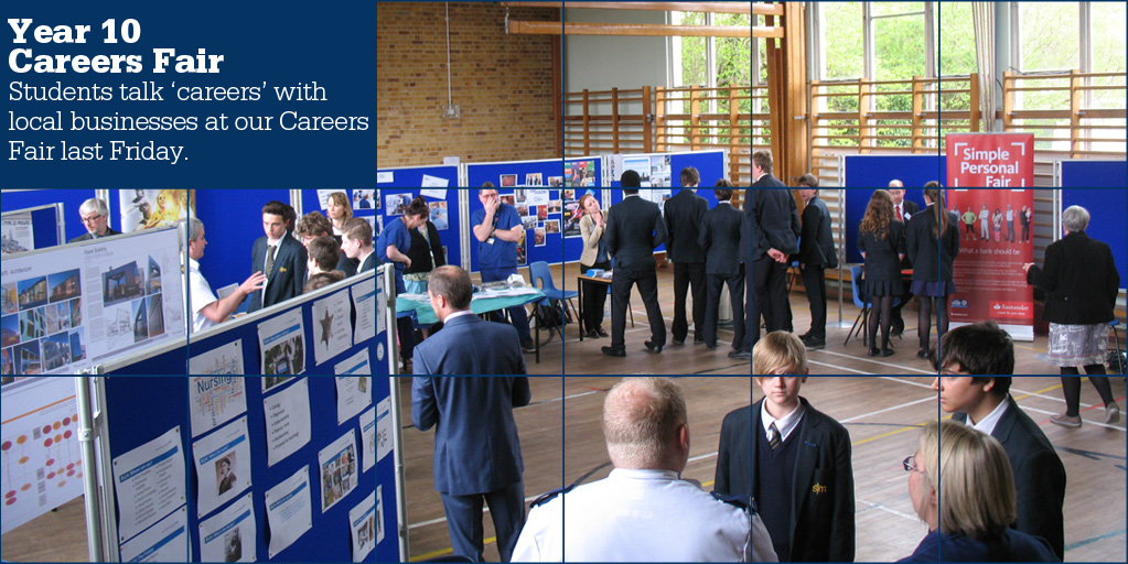 Year 10 Careers Fair