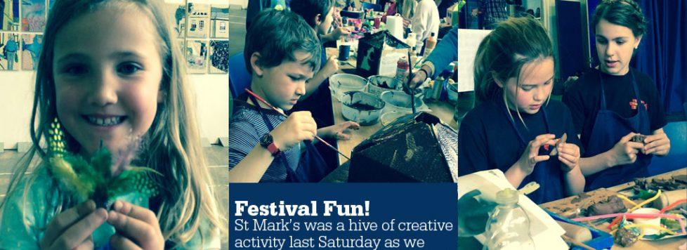 Larkhall Festival Fun!