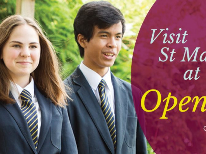 Visit St Mark's School at our Open Events