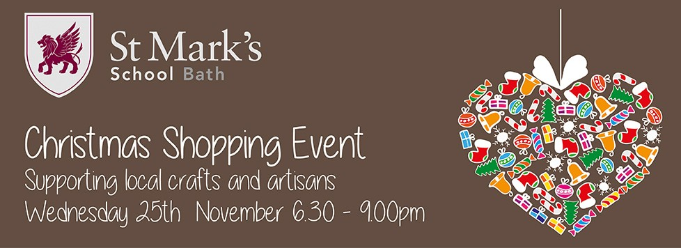 Join us for our Christmas Shopping Night