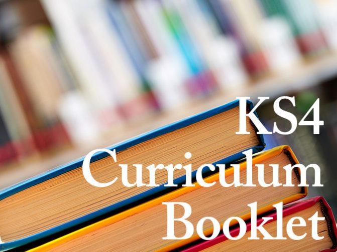 KS4-Curriculum-Book