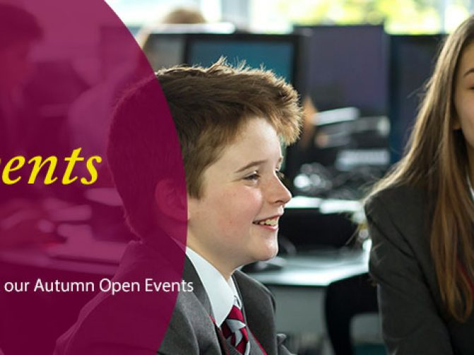 Open Events 2018